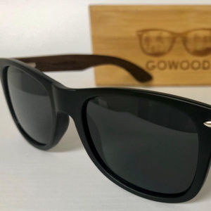 Other - GOWOOD Wood Sunglasses